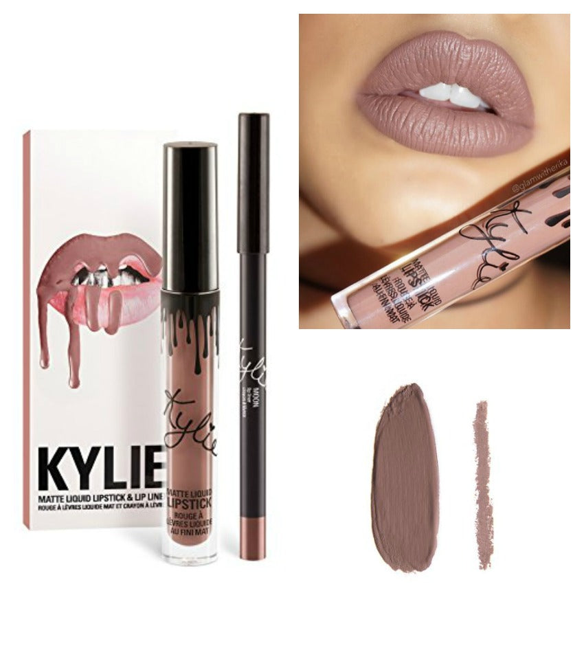 Kylie Jenner MOON Lip Kit - Boho Bohemian Decor