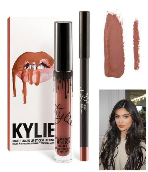 Kylie Jenner Ginger Lip Kit - Boho Bohemian Decor