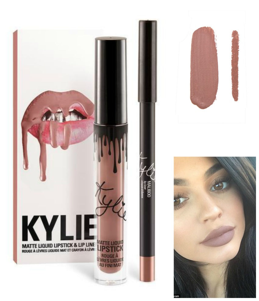 Kylie Jenner Maliboo Lip Kit - Boho Bohemian Decor