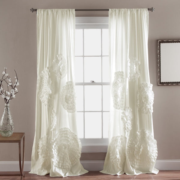 Lana Drapery Curtain Panel SET-GoGetGlam