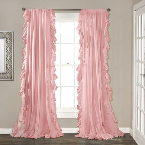 Leila Drapery Curtain Panel SET-GoGetGlam