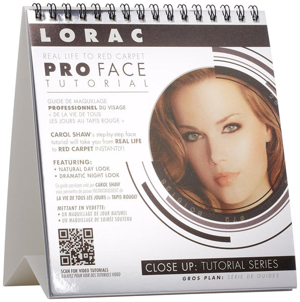 LORAC 6-PC Close Up Real Life to Red Carpet PRO Face Tutorial Kit-GoGetGlam