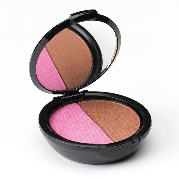 LORAC Blush and Bronzer Duo Compact-GoGetGlam