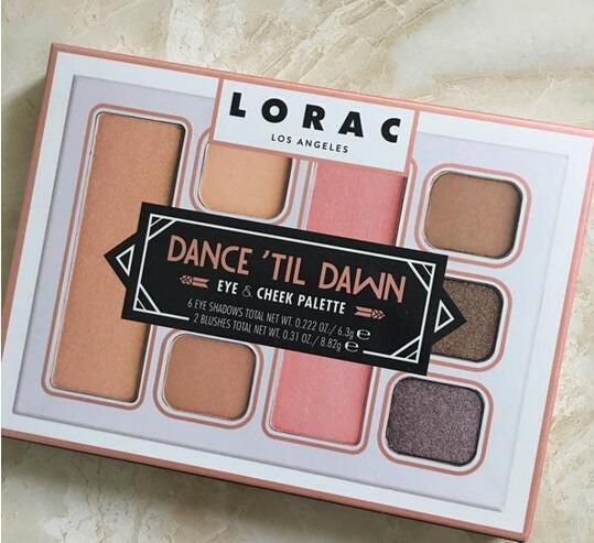 LORAC DANCE 'TIL DAWN Eye & Cheek Palette-GoGetGlam