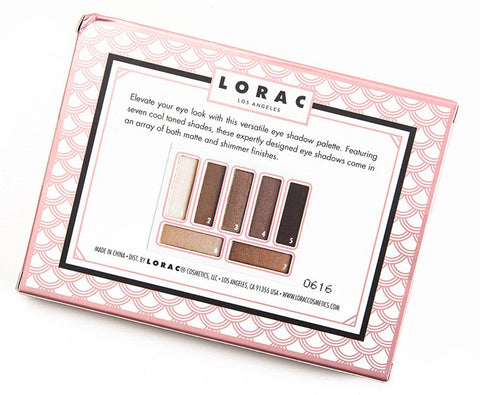 LORAC Tails & Top Hats Eye Shadow Palette - GoGetGlam Boho Style