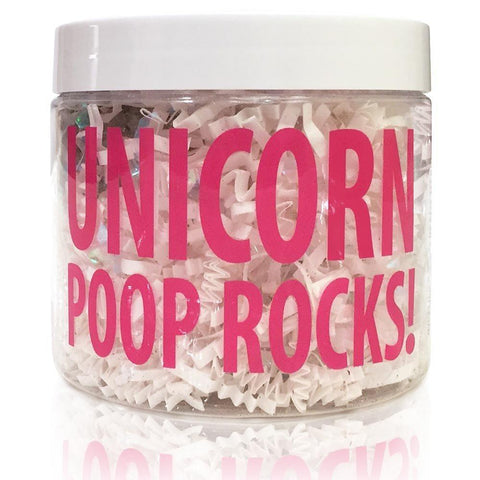 Magical Sparkle Petrified Unicorn Poop - GoGetGlam Boho Style