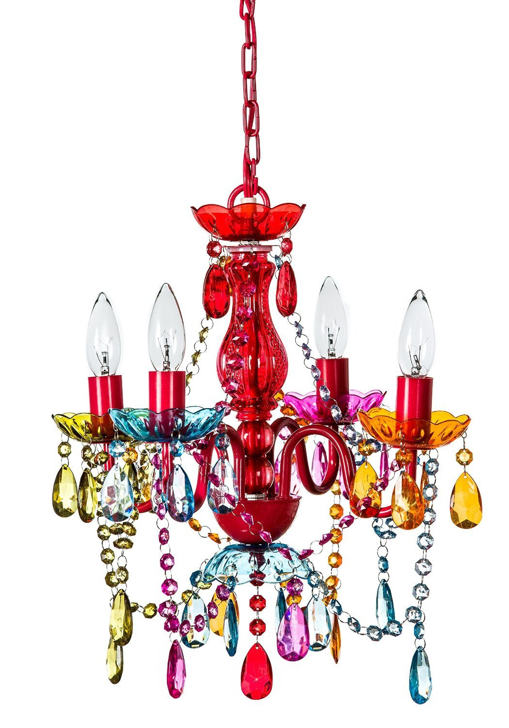 Mallori multi color acrylic crystal boho gypsy chandelier in 3 sizes mallori multi color acrylic crystal boho gypsy chandelier in 3 sizes gogetglam aloadofball Image collections