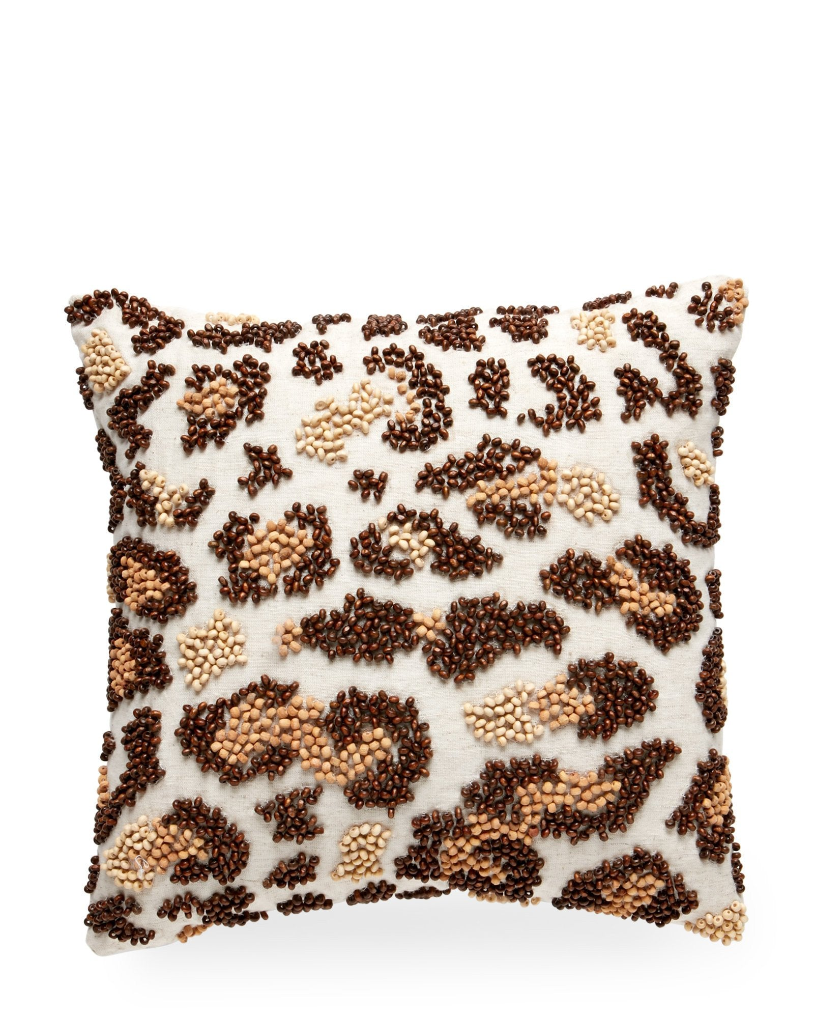 leopard aqua jayson loading zoom pillow home pillows