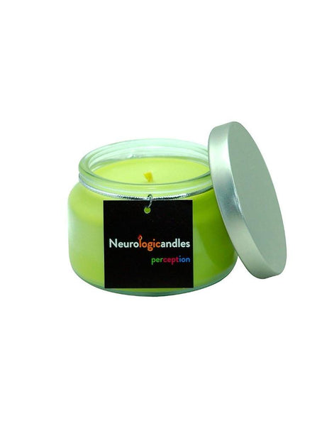 Neurologicandles Perception Aromatherapy Botanical Candle-GoGetGlam
