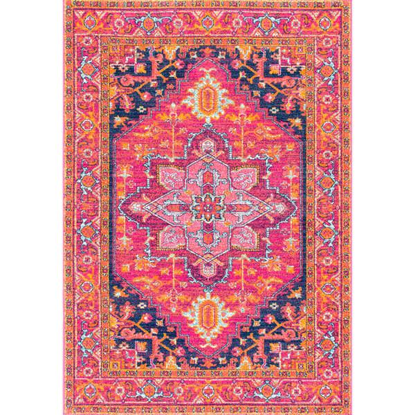 woven decorative lrgrug x rug purple rugs ft chin rag chindi boho ppl colorful bohemian
