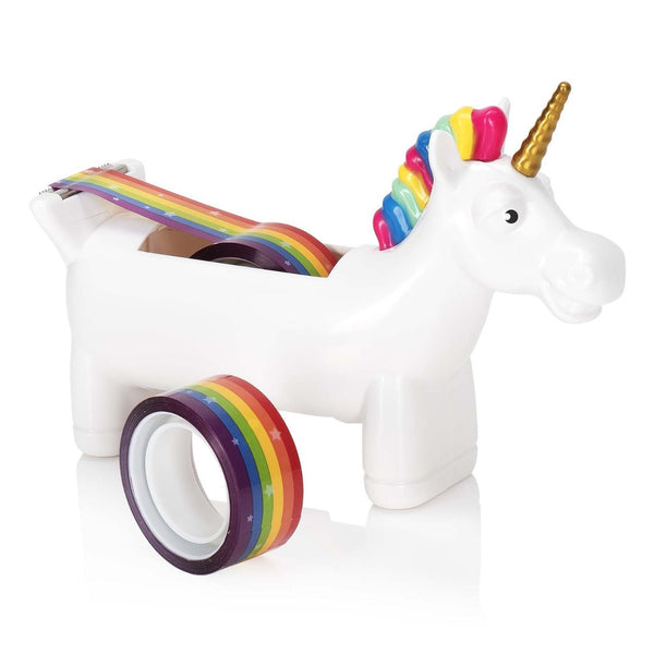 Office Unicorn Tape Dispenser-GoGetGlam