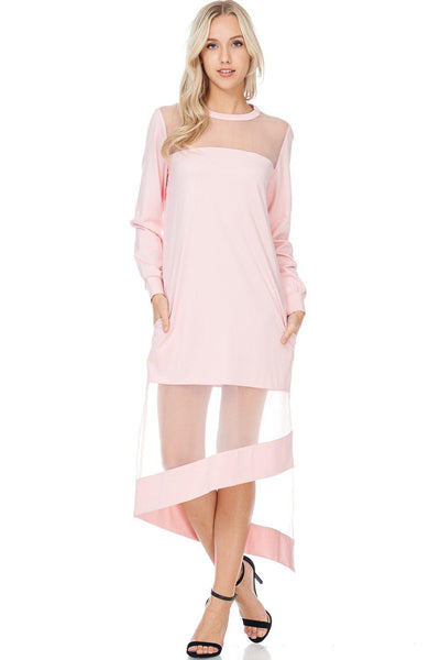 The Pink Venus Dress-GoGetGlam