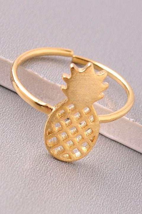 Pineapple Ring-GoGetGlam