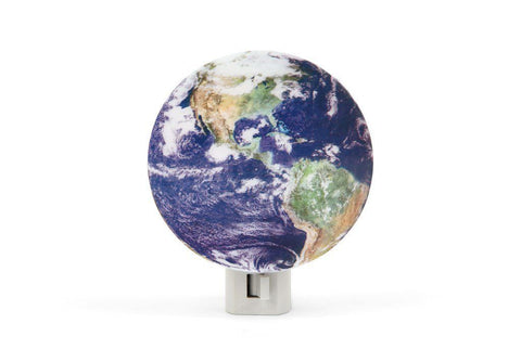 Planet Earth Night Light - Boho Bohemian Decor