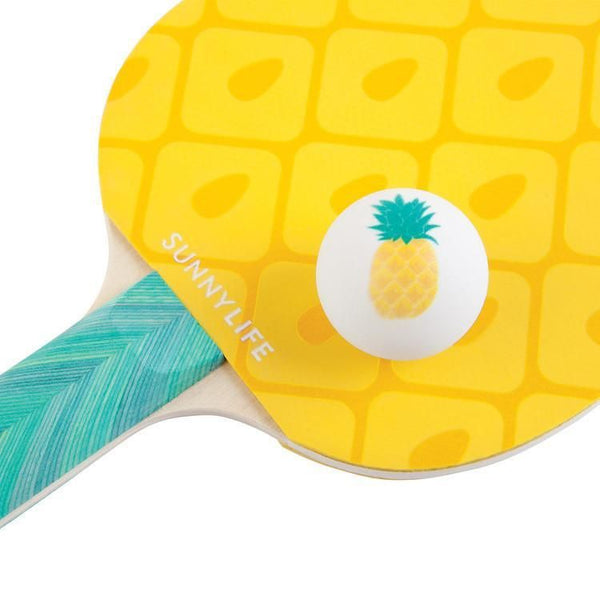 Portable Poolside Pineapple Ping Pong-GoGetGlam