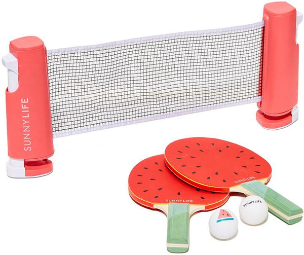 Portable Poolside Watermelon Ping Pong-GoGetGlam