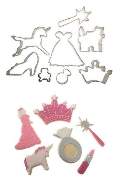 Princess Unicorn Castle Cookie Cutter Set - GoGetGlam Boho Style