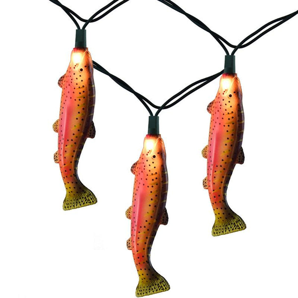 String lights for Fish string lights