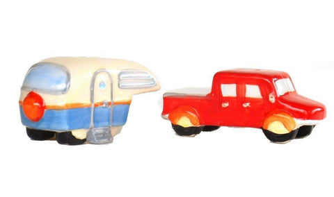 RV Camper & Truck Salt and Pepper Shaker SET-GoGetGlam