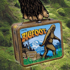 Believe In Bigfoot Lunch Box - GoGetGlam Boho Style