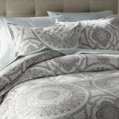 DeDe Boho Medallion Cotton Reversible Duvet Set - GoGetGlam Boho Style