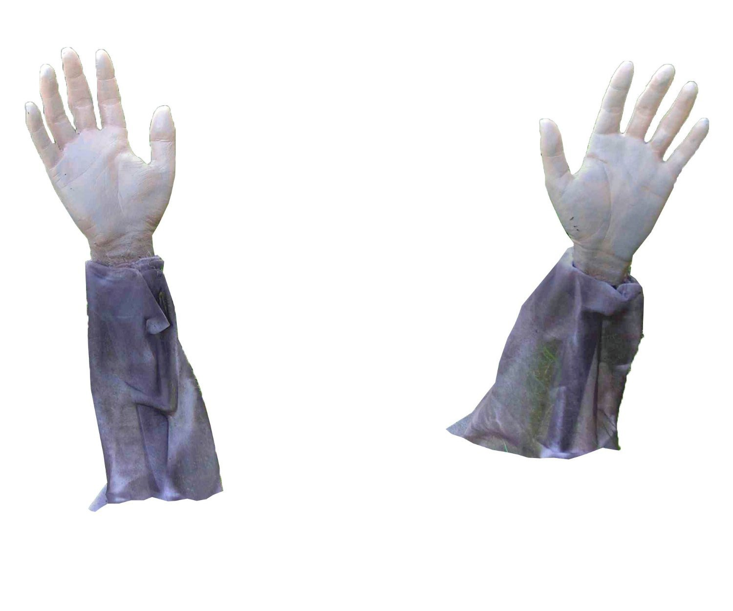 Set of 2 Zombie Arm Lawn Stakes-GoGetGlam