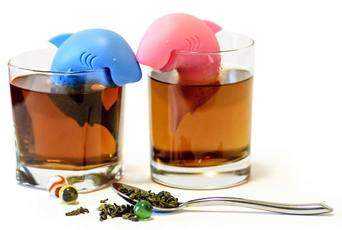 Shark Couple Tea Infuser SET-GoGetGlam