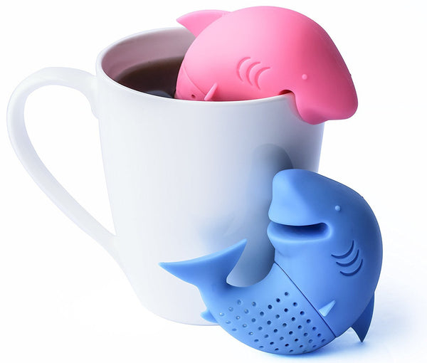 Shark Couple Tea Infuser SET - GoGetGlam Boho Style