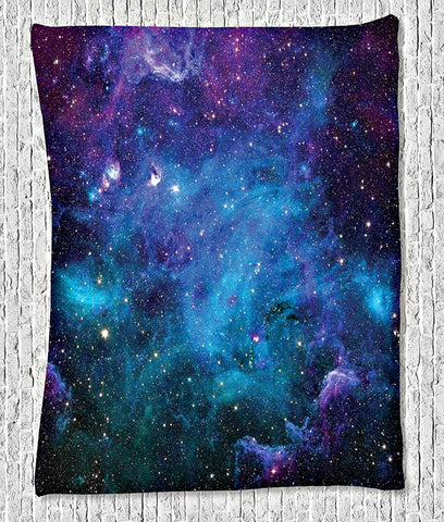 Lost In Space Fabric Wall Tapestry - GoGetGlam Boho Style