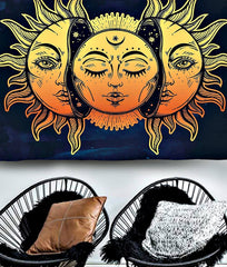 Birth of The Sun Boho Wall Tapestry-GoGetGlam
