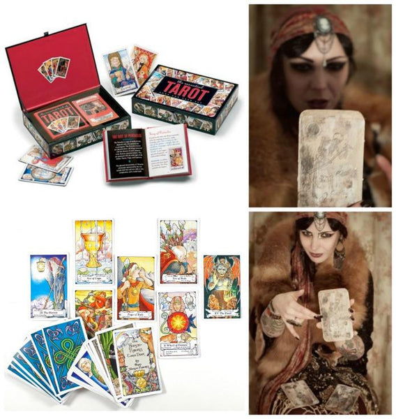 The Essential Tarot Kit: Book and Card Set-GoGetGlam