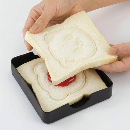 The Panda Pocket Sandwich Maker - Boho Bohemian Decor