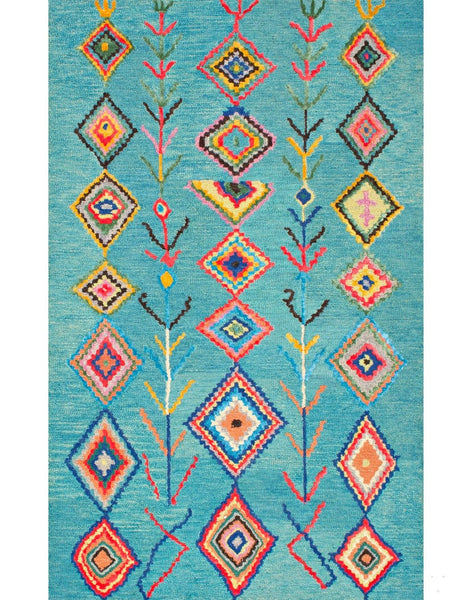 The Sahara Tribal Native Boho Area Rug-GoGetGlam
