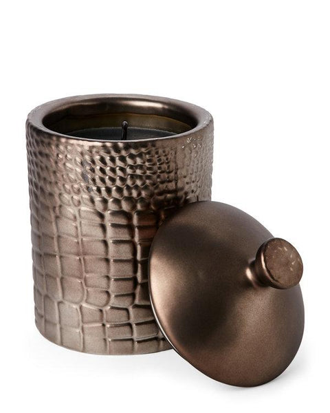 Thompson Ferrier Fireside Alligator Jar Candle-GoGetGlam