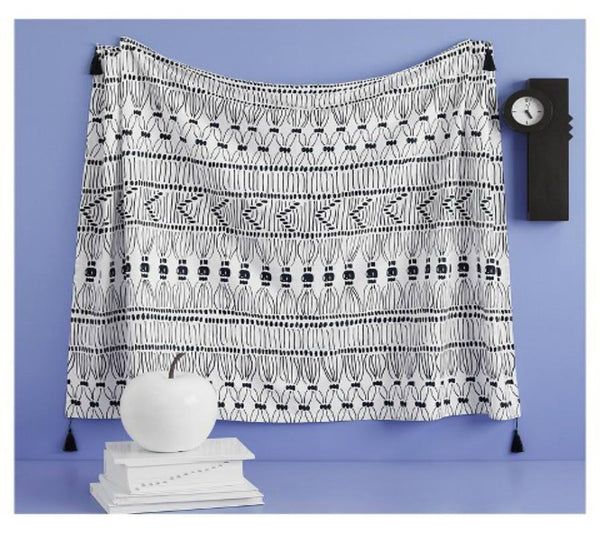 Tia Tribal Aztec Pattern Cotton Wall Bed Tapestry-GoGetGlam