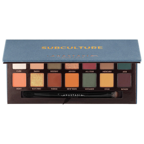 ANASTASIA BEVERLY HILLS Subculture Eye Shadow Palette-GoGetGlam