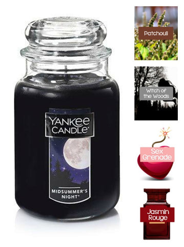 Yankee Candle MidSummer's Night Large Jar Candle