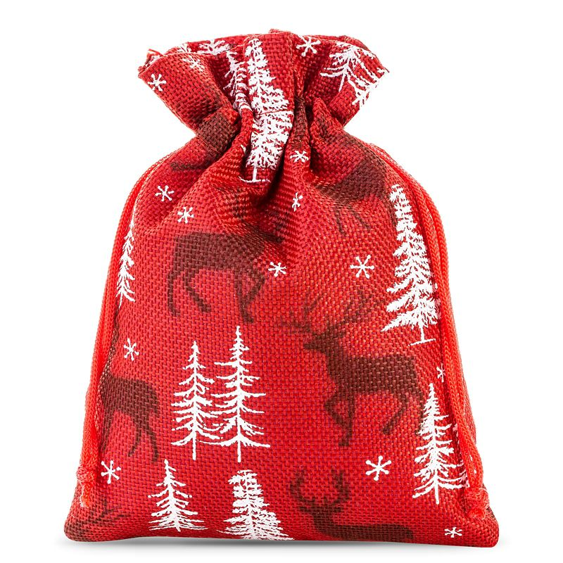 Woven Drawstring Gift Bag (to fit 9 x Aromapods or 1 x Candle)
