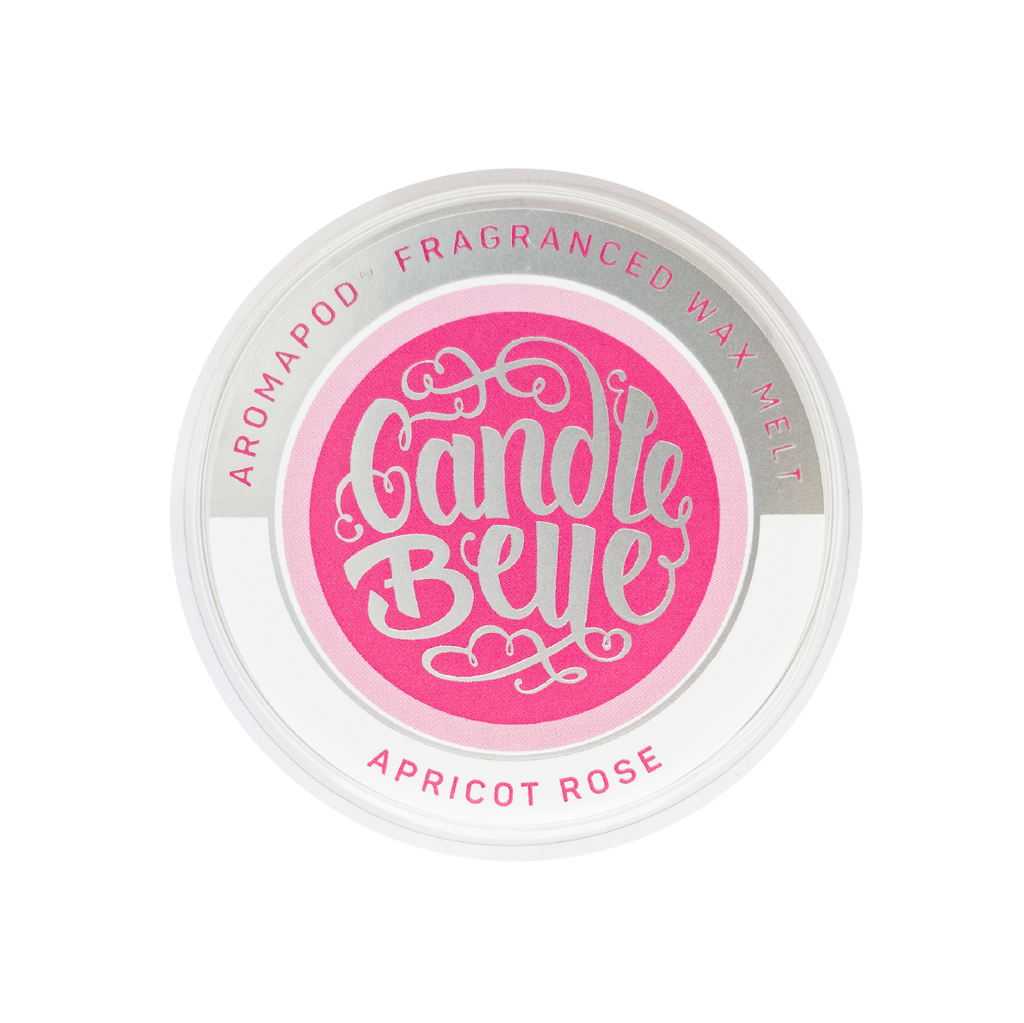 Candle Belle® Aromapod® Apricot Rose Fragranced Wax Melt 48g