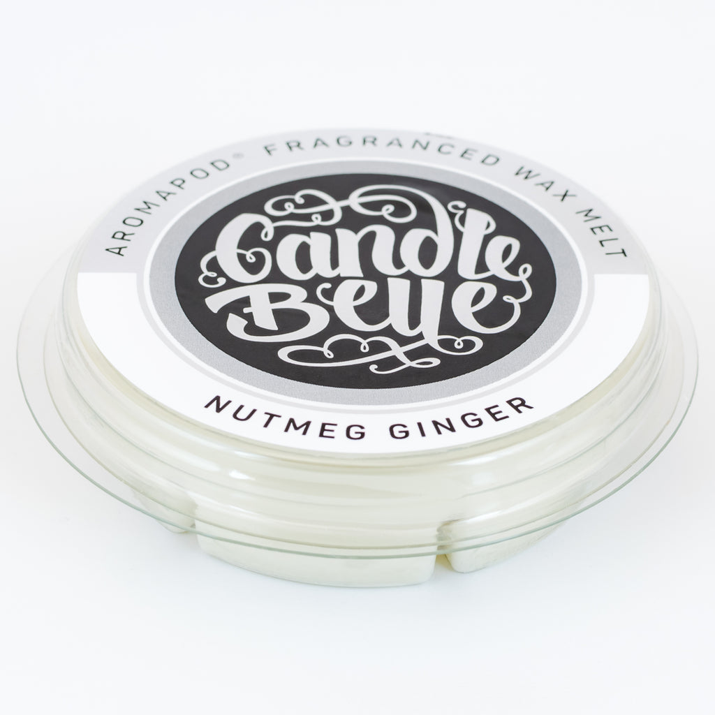 Candle Belle® Aromapod® DECO Nutmeg Ginger Fragranced Wax Melt 48g