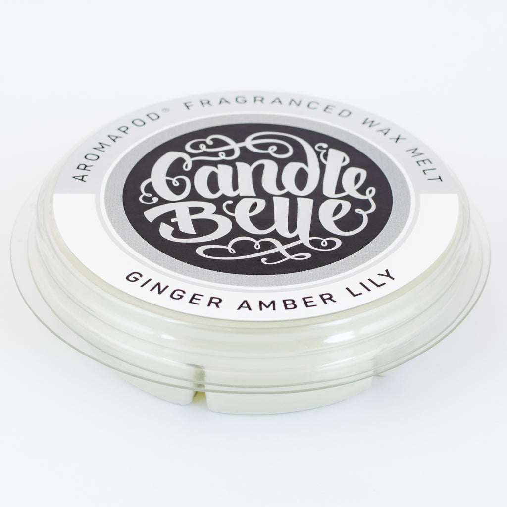 Candle Belle® Aromapod® DECO Ginger Amber Lily Fragranced Wax Melt 48g