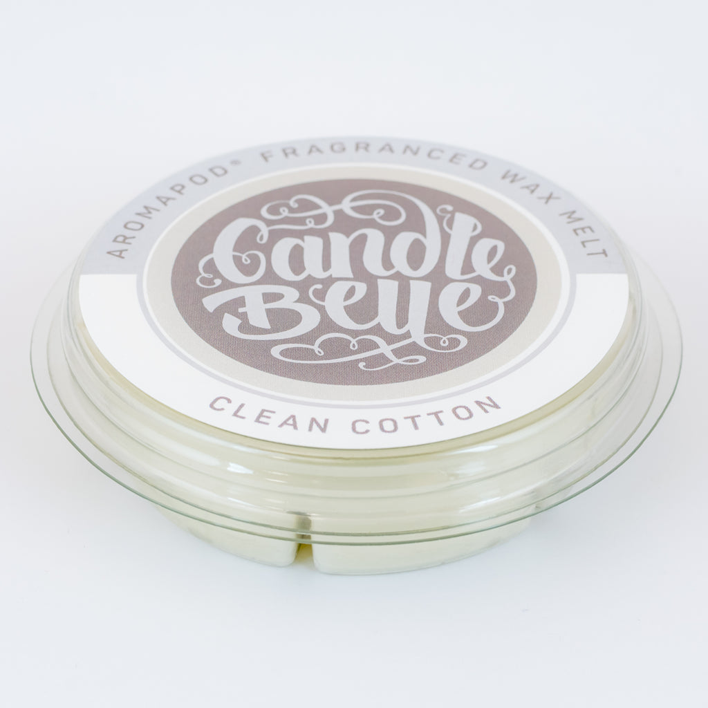 Candle Belle® Aromapod® Clean Cotton Fragranced Wax Melt 48g