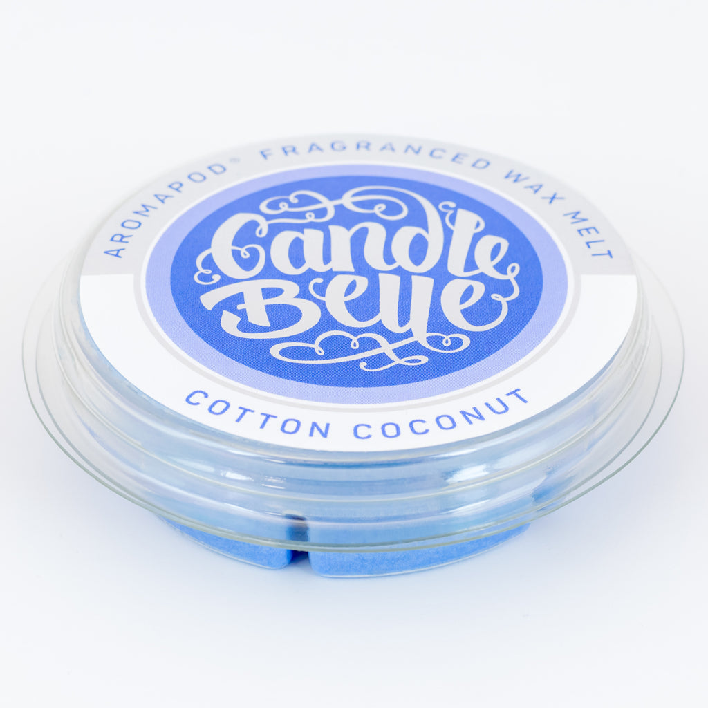Candle Belle® Aromapod® Cotton Coconut Fragranced Wax Melt 48g