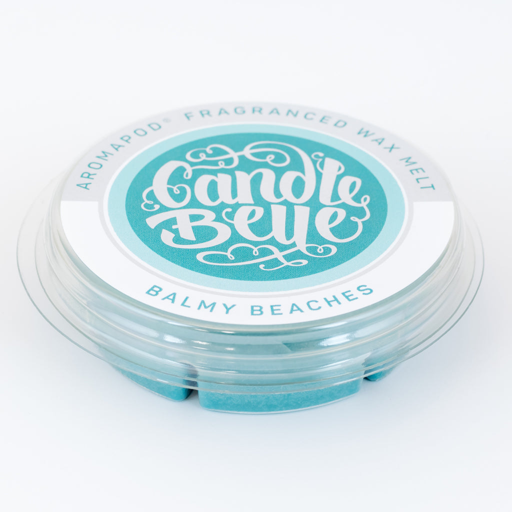 Candle Belle® Aromapod® Balmy Beaches Fragranced Wax Melt 48g