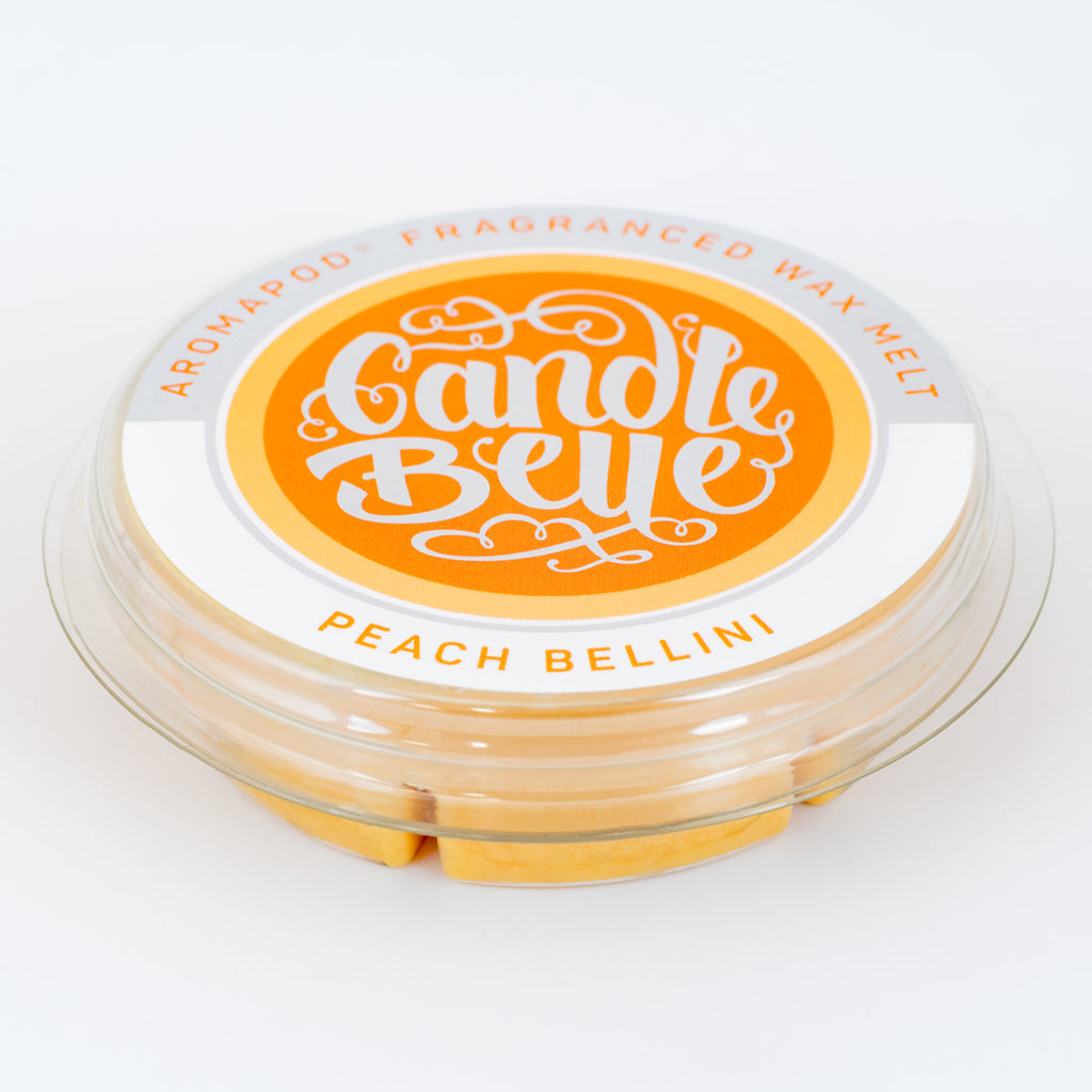 Candle Belle® Aromapod® Peach Bellini Fragranced Wax Melt 48g