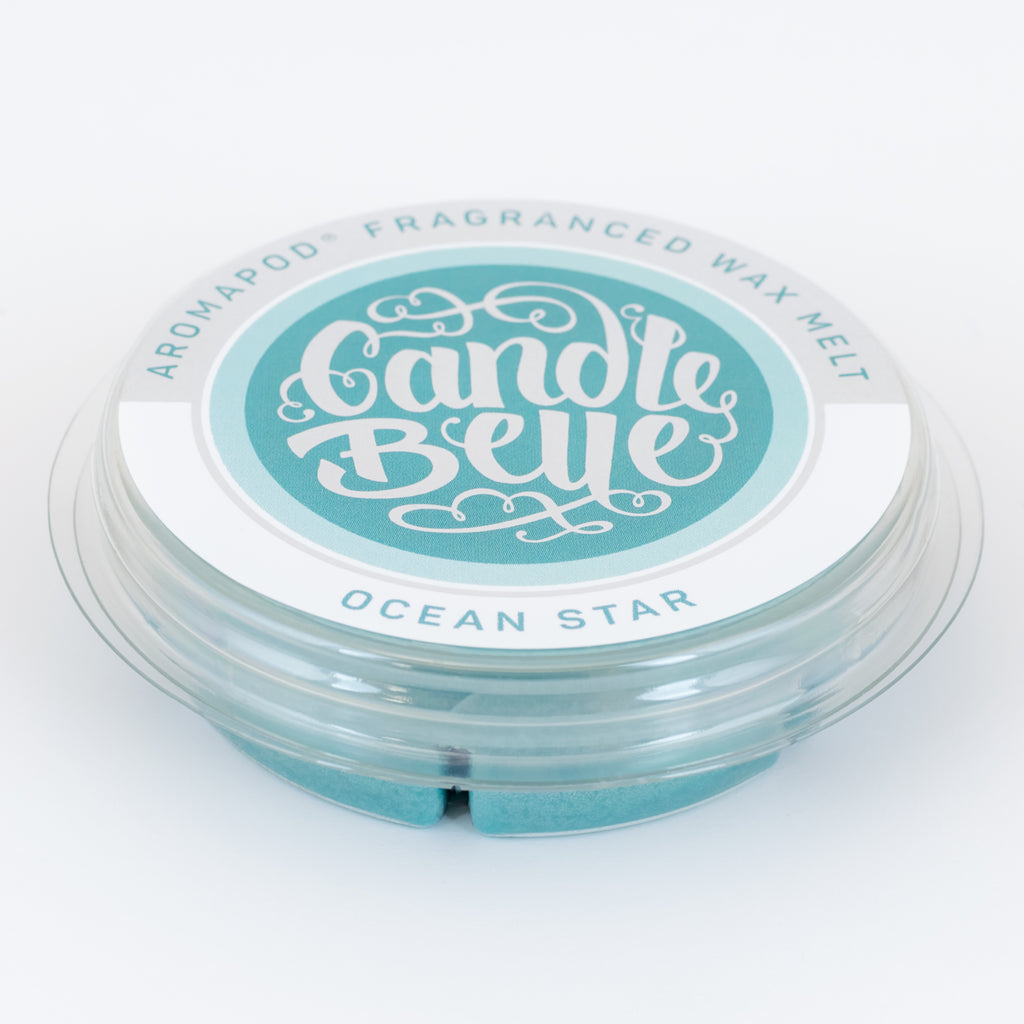 Candle Belle® Aromapod® Ocean Star Fragranced Wax Melt 48g