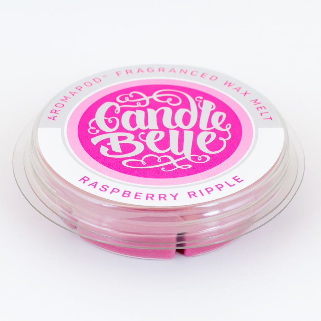 Candle Belle® Aromapod® Raspberry Ripple Fragranced Wax Melt 48g