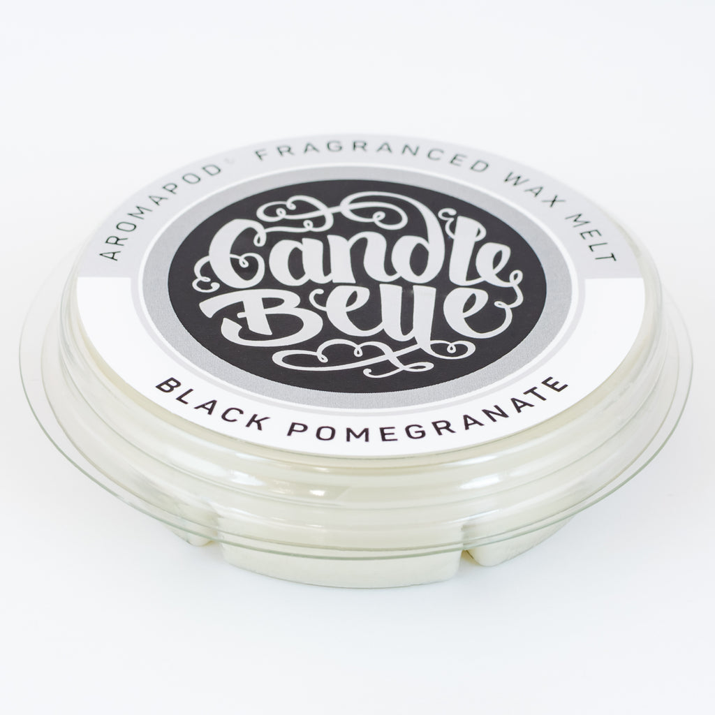 Candle Belle® Aromapod® DECO Black Pomegranate Fragranced Wax Melt 48g