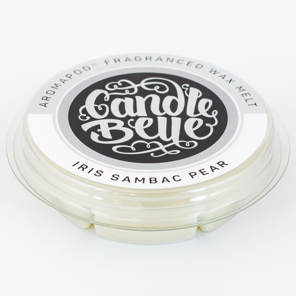 Candle Belle® Aromapod® DECO Iris Sambac Pear Fragranced Wax Melt 48g