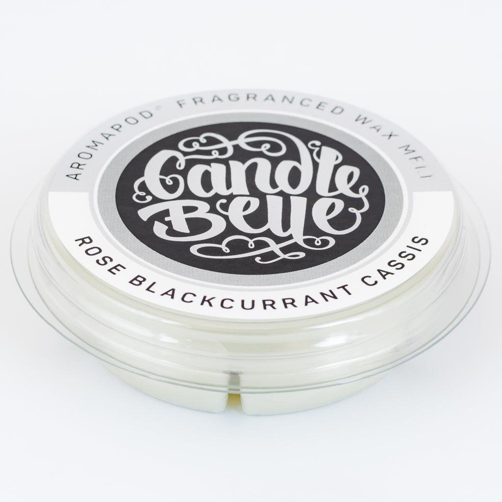 Candle Belle® Aromapod® DECO Rose Blackcurrant Cassis Fragranced Wax Melt 48g